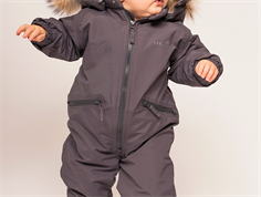 Ver de Terre snowsuit anthracite
